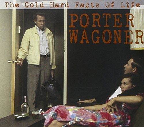 CD : Porter Wagoner - Cold Hard Facts of Life (Germany - Import, 3 Disc)