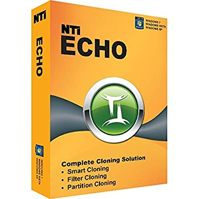NTI Echo 3. The Best Cloning Software. It Simply Works. Make an exact copy of a HDD or SSD, with Dynamic Resizing.