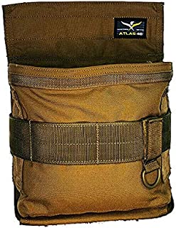 product image for Atlas 46 AIMS Main Tool Attachment Pouch V2, Coyote Brown | Sleek Solution For Effective Tool Management | Hand Crafted in the USA