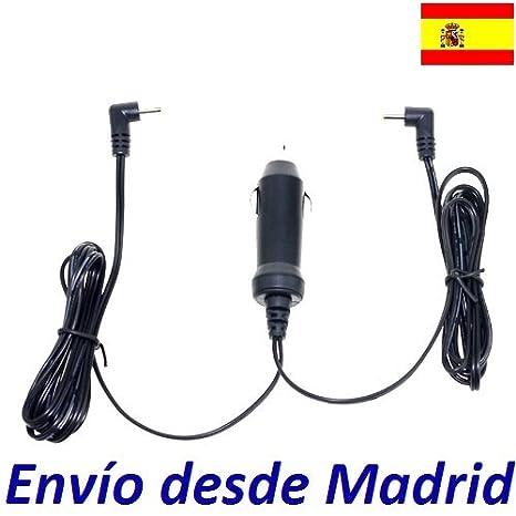 Cargador Mechero Coche 12V Reproductor DVD Philips PD9012/37 ...