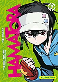 Hamatora, tome 3 par Yukinori Kitajima