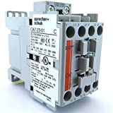 SPRECHER & SCHUH CA7-23-01-120 NON-REVERSING THREE POLE CONTACTOR 110/120V COIL 23A