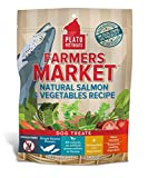 Plato Farmers Market Salmon And Vegetables Dog Treats 14.1-Ounce Review