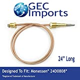 24D0808 Fireplace 24'' Thermocouple