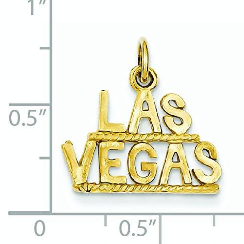 Las Vegas 14 Carats Pendentif JewelryWeb