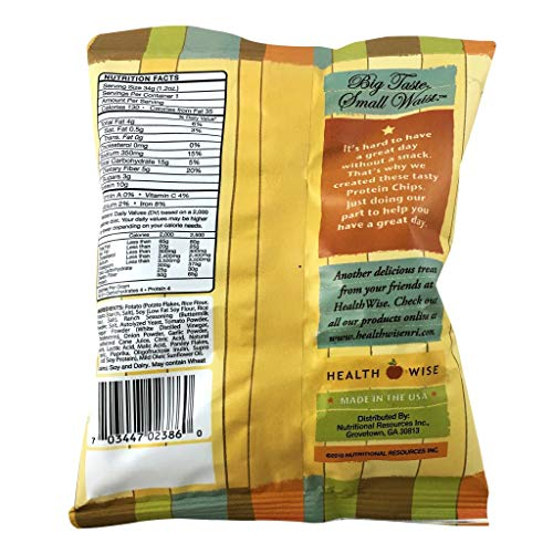 NutriWise - Ranch Potato Chips (80 Bags) by NutriWise (Image #1)