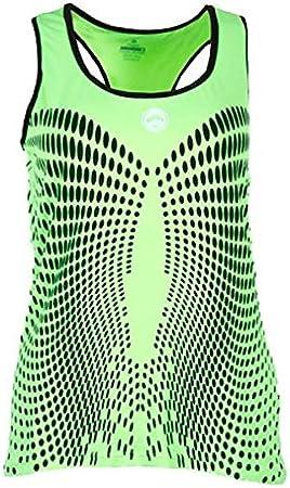 J'hayber Camiseta JHAYBER Animal Verde Negro Mujer