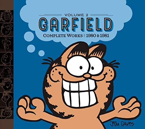 1978 Garfield - Garfield Complete Works: Volume 2: 1980 & 1981