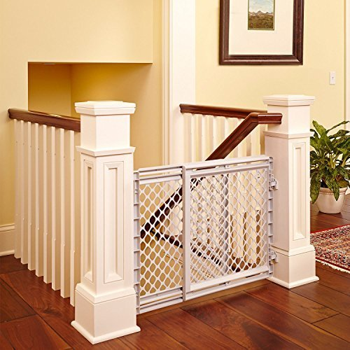 Cheap Baby Safety Gate Walk Thru Easy Step Toddler Infant Dog Fence Pet Child Stairway