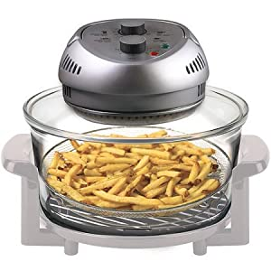 Big Boss Oil-Less Programmable Fryer 8605