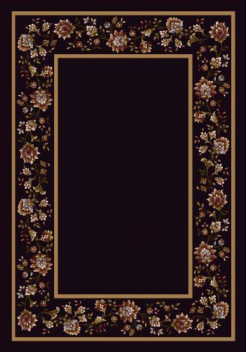 Design Center Khorrasan Onyx Rug Rug Size: 5'4
