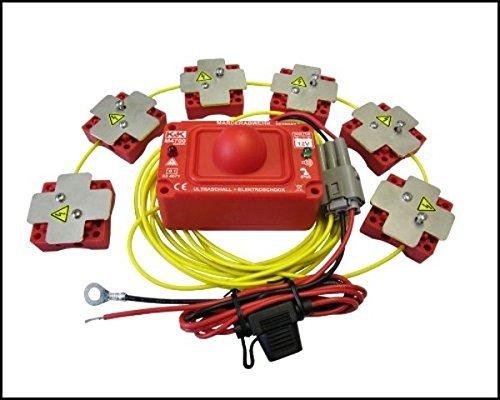 K2 K&K M4700 Set zum Schutz gegen Marder