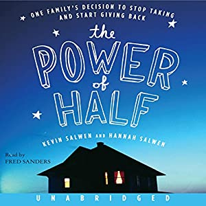 The Power of Half Audiobook