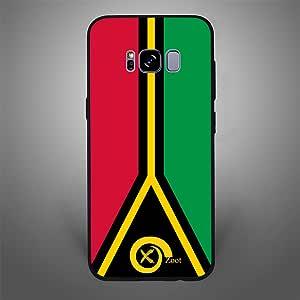 Samsung Galaxy S8 Vanuatu Flag, Zoot Designer Phone Covers