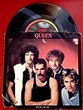 QUEEN Radio Ga Ga b/w I Go Crazy 45 RPM B 5317 1984 Jukebox