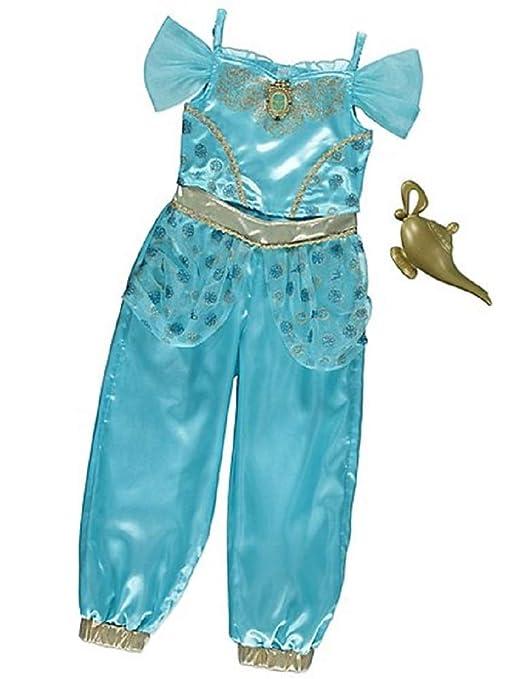 George Disfraz de Jasmine para niñas de la Princesa Disney ...