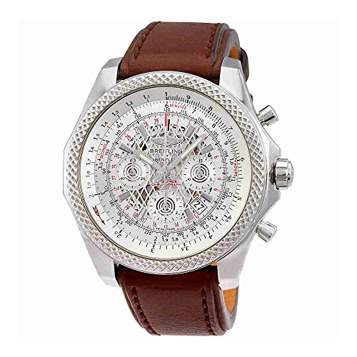 Breitling Bentley B06 Automatic Silver Dial Mens Watch AB061112-G768BRLT
