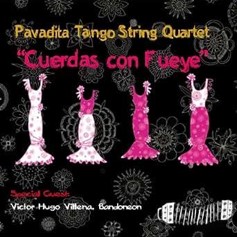 Amazon.com: Cuerdas Con Fueye: Victor Hugo Villena Pavadita ...