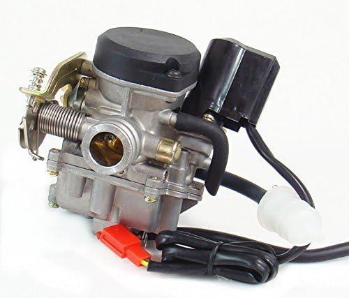 Carburetor for Superbyke Tamoretti Template Tank Urban Econo Scooter Moped