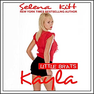 Little Brats: Kayla Audiobook