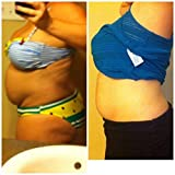 5 Body Wraps-The Ultimate Wrap for Weight Loss & Permanent Long Term Inch Loss-Most Powerful Body Contouring Wrap, It Works On Cellulite, Stretch Marks & Psoriasis.