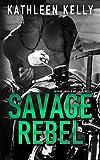 Savage Rebel: A Savage Angels MC Novella (Volume 6)