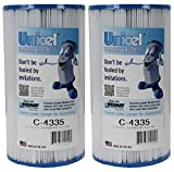 2) UNICEL C-4335 Hayward Replacement Swimming Pool Filters C4335 FC-2385 PRB35