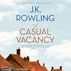 The Casual Vacancy | Livre audio