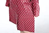 Aimeio-Raincoat-for-Couples-Water-Proof-Women-Men-Rain-Wear-Jacket-EVA-Material-Red
