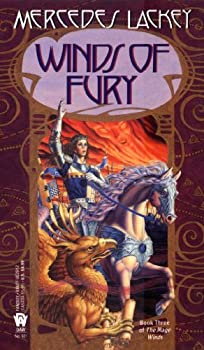 Winds of Fury by Mercedes Lackey fantasy book reviews