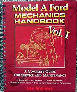 model a ford mechanics handbook pdf
