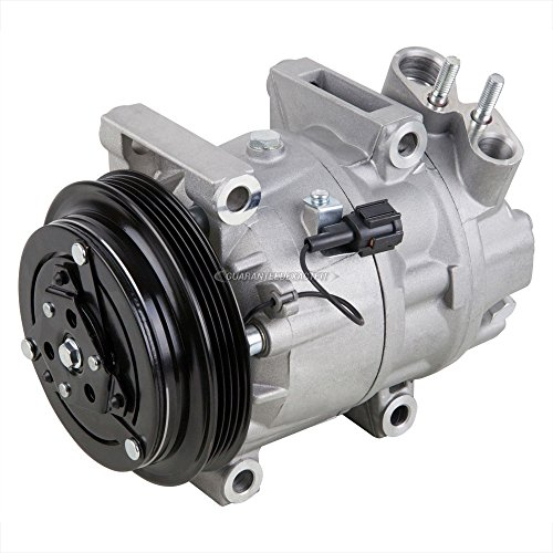 AC Compressor & A/C Clutch For Infiniti QX4 & Nissan Pathfinder - BuyAutoParts 60-01489NA NEW