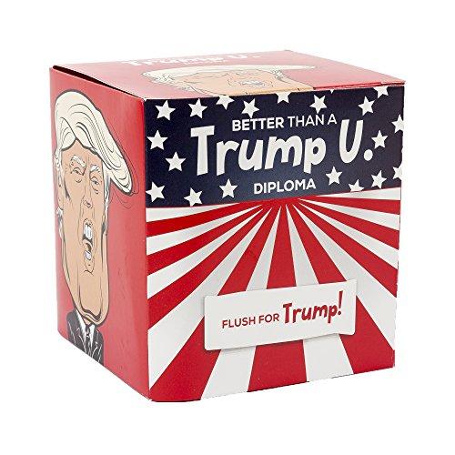 Donald Trump Toilet Paper Bundle