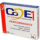 Co - E1 The Energizing Co-Enzyme 1 Vitality 5 mg 30 Tablets