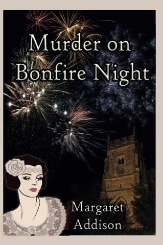 Murder on Bonfire Night (Rose Simpson Mysteries)