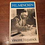 img - for H.L. Mencken (Literature & Life) book / textbook / text book