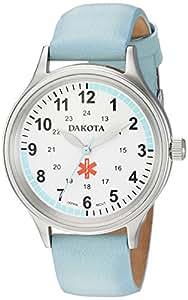 Dakota Nurse Quartz Leather Casual Women's Watch(Model: 53903)
