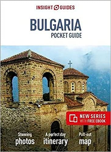 Insight Guides Pocket Bulgaria Travel Guide with Free eBook ...