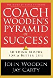 img - for Coach Wooden's Pyramid of Success book / textbook / text book