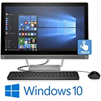 """HP Pavilion 24-b027c Core i7, 16GB, 23.8"""" FHD Touch, NVIDIA 4GB, All-in One PC (Certified Refurbished)"""