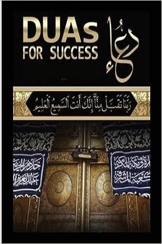 DUAS FOR SUCCESS BOOK PDF DOWNLOAD