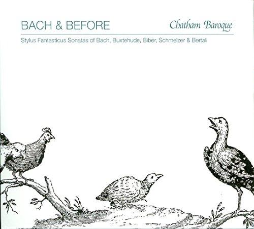 us Fantasticus Sonatas of Bach, Buxtehude, Biber, Schmelzer & Bertali (Baroque Sonatas)