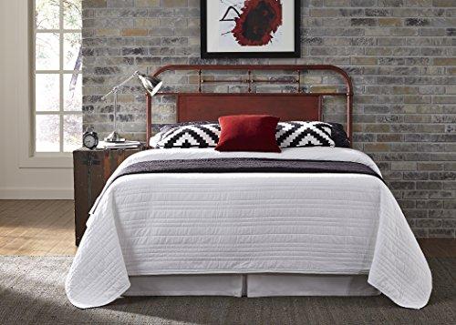 Liberty Furniture 179-BR13H-R Metal Headboard, -