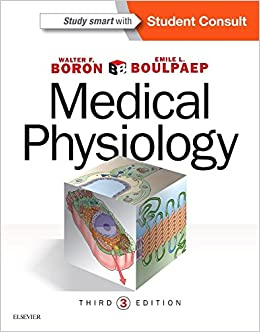 Resultado de imagen para boron and boulpaep medical physiology