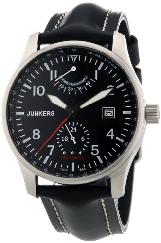 Junkers Automatic Power Reserve 24 Hour display Watch 6666-2