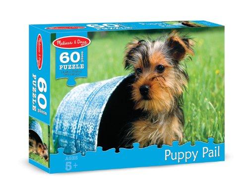 Melissa Doug Puppy Jigsaw Puzzle