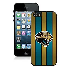 iPhone 5 5S Case NFL Jacksonville Jaguars 018 NFLIPHONE5SCASE2088 by kobestar