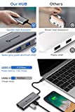 USB C Hub, UtechSmart 6 In 1 USB C to HDMI