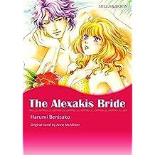 THE ALEXAKIS BRIDE (Mills & Boon comics)