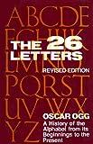 The 26 Letters, Oscar Ogg, 0442272529